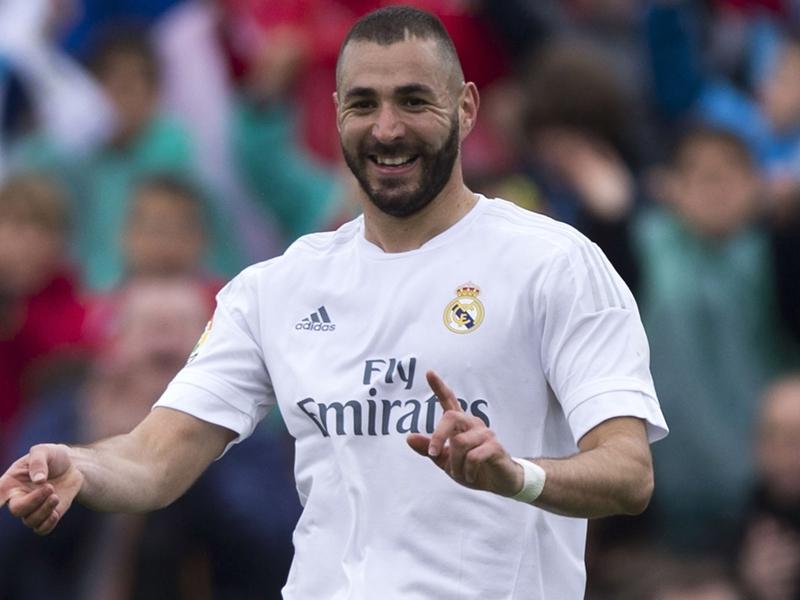 """Real Madrid, Benzema : """"J'aime quand vous me détestez !"""""""