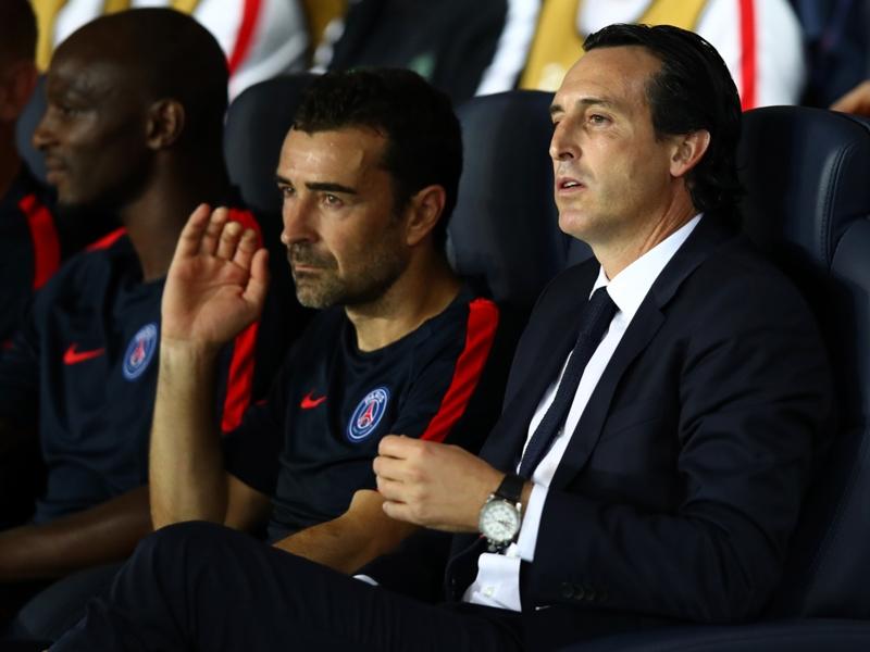 PSG-Bâle, le groupe parisien dévoilé