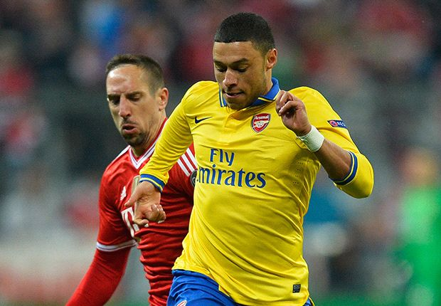 Wenger's wildcard Oxlade-Chamberlain comes of age for Arsenal