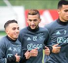 VIDEO - Ziyech continu gepoort op training