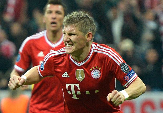 Schweinsteiger: I'm not yet back to my best