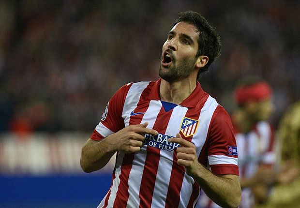 Atletico Madrid 4-1 AC Milan: Costa double fires Colchoneros into quarter-finals