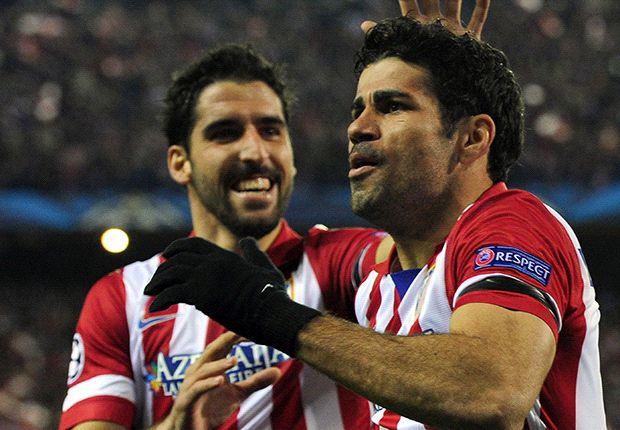 There are better teams than Atletico, warns Diego Costa