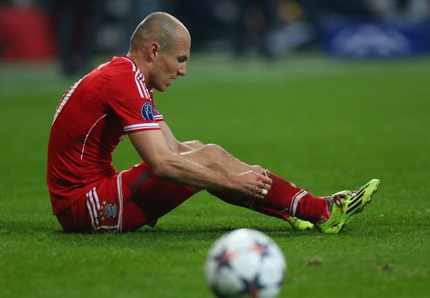 Robben slams Wenger over 'dive' accusations