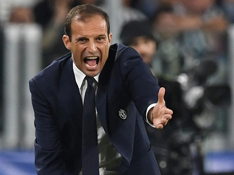 """Juventus, Allegri : """"Il faut prendre les trois points contre Zagreb"""""""