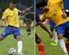 Casemiro e Marcelo: problemas para Tite