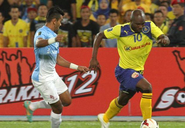 Goal's Malaysia Super League Team of the Week: Two-goal hero Nwakaeme shines for Pahang