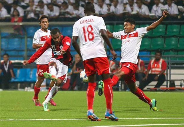 AFC Cup heartbreak for Home despite victory over Persipura