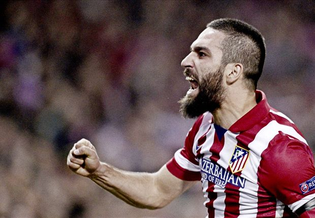 Arda Turan: Atletico can handle anyone