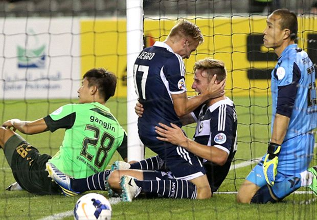 Melbourne Victory 2-2 Jeonbuk Motors: Thrilling point for Victory
