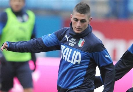 Verratti: I don't want to replace Pirlo