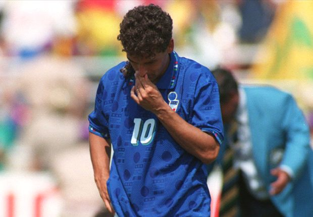 Your favorite World Cup moments: Baggio's penalty heartache against Brazil