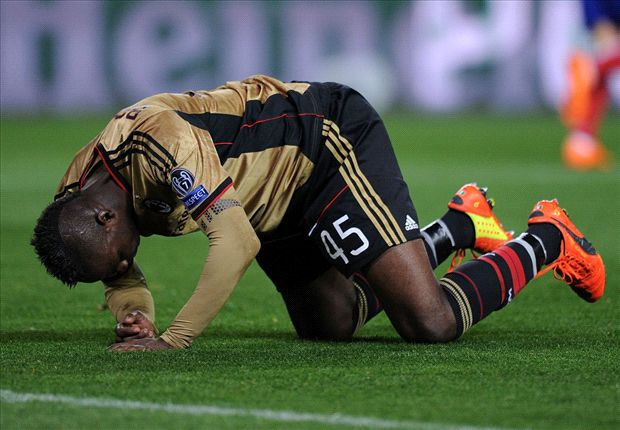 Balotelli being used as a scapegoat, bemoans Seedorf