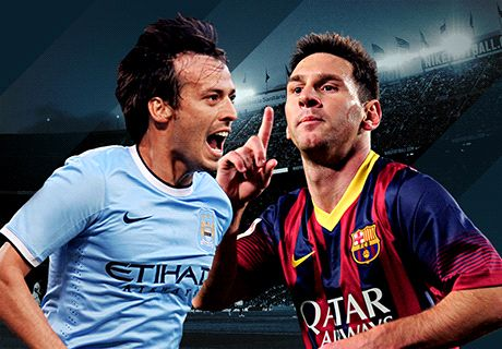 EN VIVO: Barcelona - Manchester City