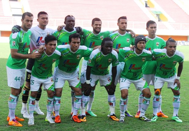 Laporan Pertandingan: Mitra Kukar 4-0 Persiba Balikpapan