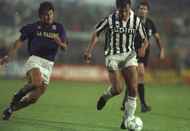 From lost Scudetto to Baggio & Berbatov - The history behind the fierce rivalry between Juventus and Fiorentina