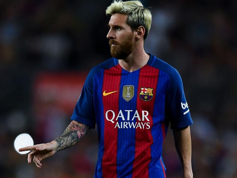 """Barça, Bauza : """"Messi est inquiet au sujet de sa blessure"""""""