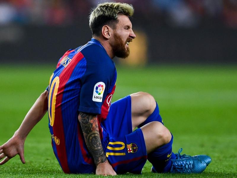 """""""Messi veut être Peter Pan"""", mais il doit souffler pour éviter les blessures"""