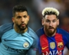Aguero doubts Messi will join Man City