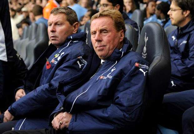 Harry Redknapp: Tottenham Hotspur Cannot Compete Financially