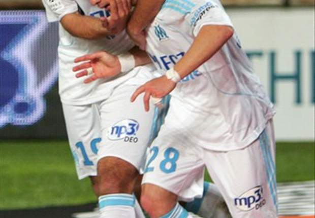 Marseille 1-1 Lyon: Valbuena's Clever Finish Rescues Point For Marseille