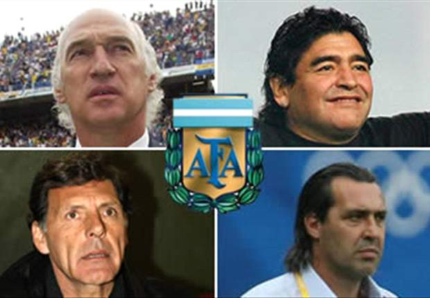 AFA President Grondona: Argentina's New Coach Is...