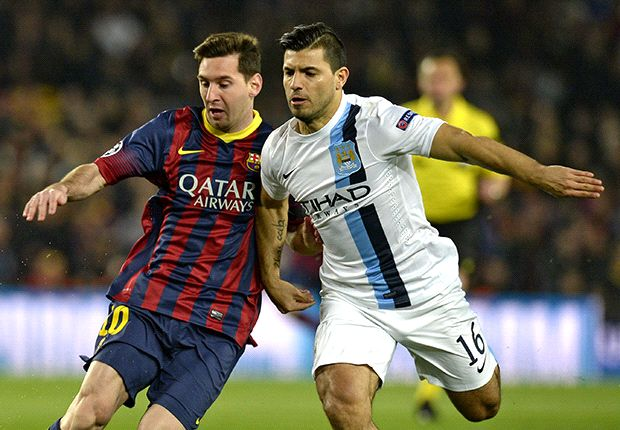 Pellegrini rubbishes Aguero to Barcelona reports