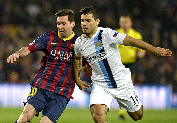 Messi quiere jugar con Agüero