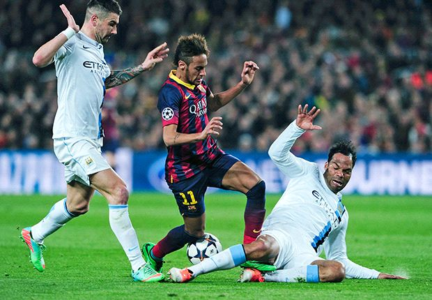 Besiktas eyeing move for Manchester City outcast Lescott