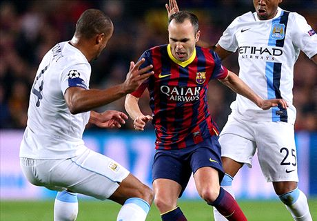 EN VIVO: Barcelona 1-0 Manchester City