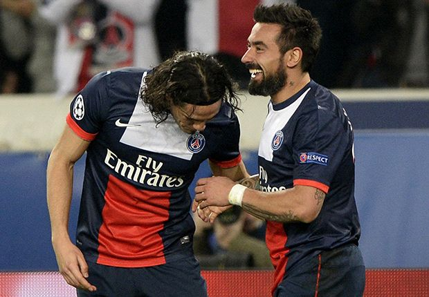 Famous Four: PSG's forward firepower makes them a Champions League threat