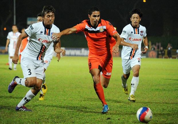 Hougang stage late comeback to go top