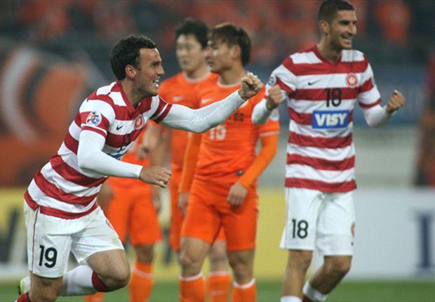 Guizhou Renhe 0-1 Western Sydney: Wanderers earn first ACL win