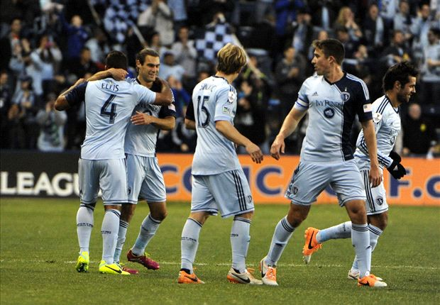 Sporting Kansas City 1-0 Cruz Azul: MLS champs hold out for first-leg win