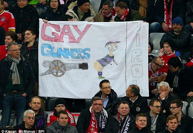 Bayern München: ein kleines Plakat verursacht großen finanziellen Schaden