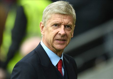 RUMOURS: England to approach Wenger