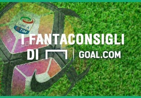 21ª Serie A, i Fantaconsigli di Goal