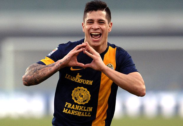 L'argentino Iturbe è il grande obiettivo del Napoli sul calciomercato