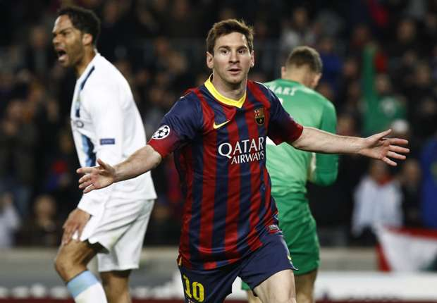 Messi: I hope the 'good Barcelona' turn up in the Clasico