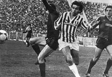 Ballon D'Or Pertama Michel Platini
