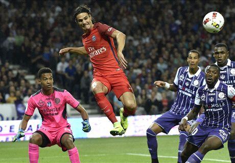 La possession ne suffit pas, le PSG s'est incliné à Toulouse