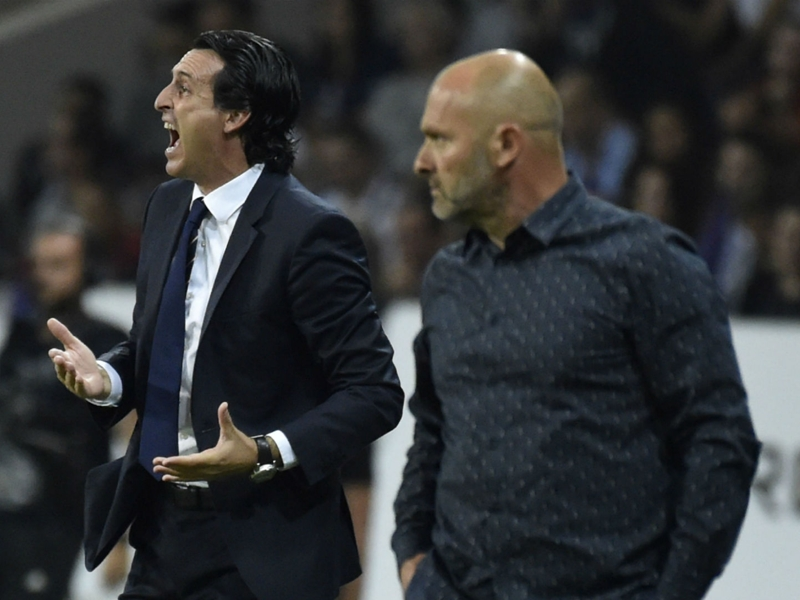 "PSG, Emery est ""optimiste"""