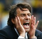HUMILIATING: Conte criticised by Mou