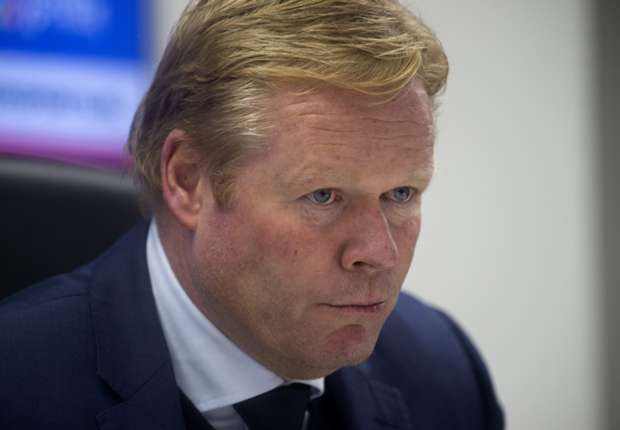 Koeman interested in Swansea role, says agent