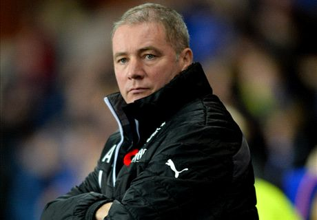 McCoist offers Rangers resignation