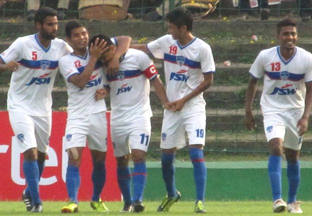 United Sports Club 1-3 Bengaluru FC: Southerners brush aside the Purple brigade