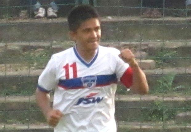 Sunil Chhetri named Best Player