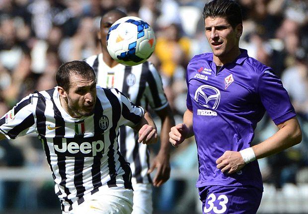 Juventus 1-1 Fiorentina: Gomez snatches late draw
