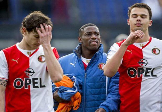 'Heerenveen-thuis' sleutelduel voor Feyenoord