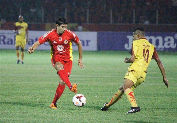 Laporan Pertandingan: Semen Padang 2-1 Sriwijaya FC